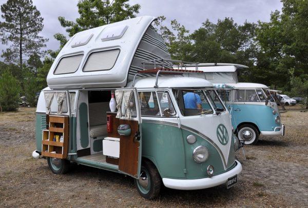 Aires de camping-cars