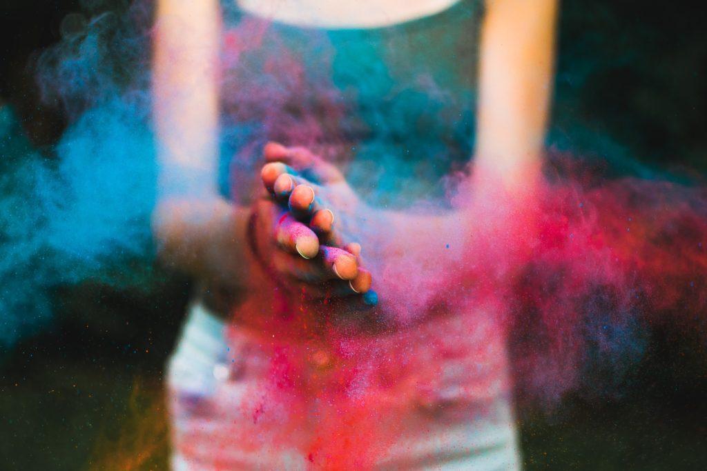 Soirée Holi Colors !