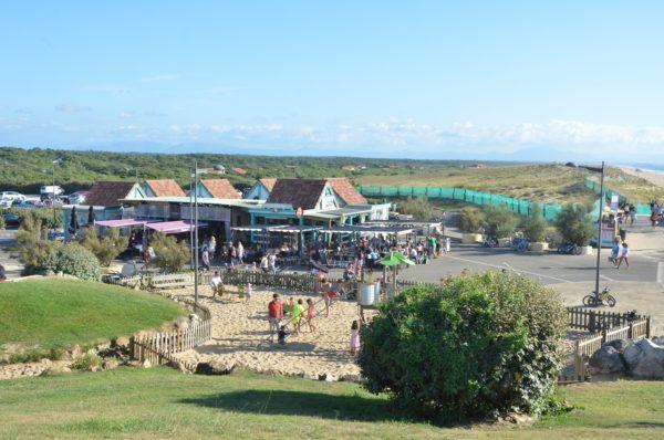 La plage de Labenne-Océan