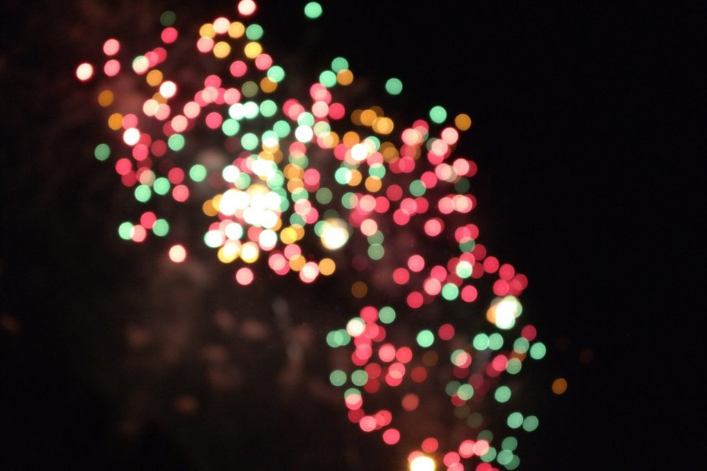 Les fêtes de fin d'année