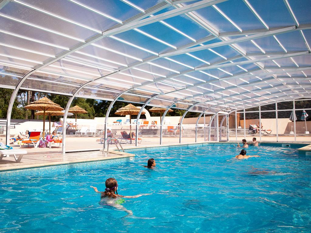 camping boudigau_labenne_landes atlantique sud-piscine-couverte
