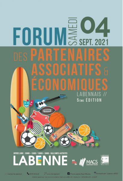 Forum des partenaires associatifs et économiques labennais