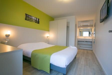 Motel – Chambre double