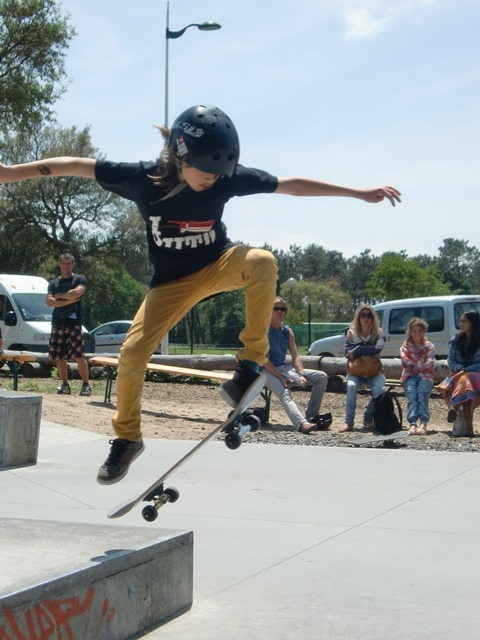 Skatepark labenne