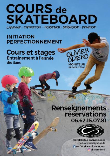 Surf & Skate Olivier Odéro